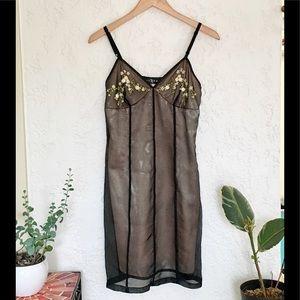 Sue Wong Lingerie Style Dress